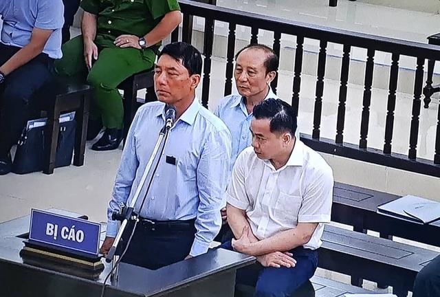 2 cựu Thứ trưởng bộ Công an và Vũ nhôm tiếp tục hầu tòa - 3