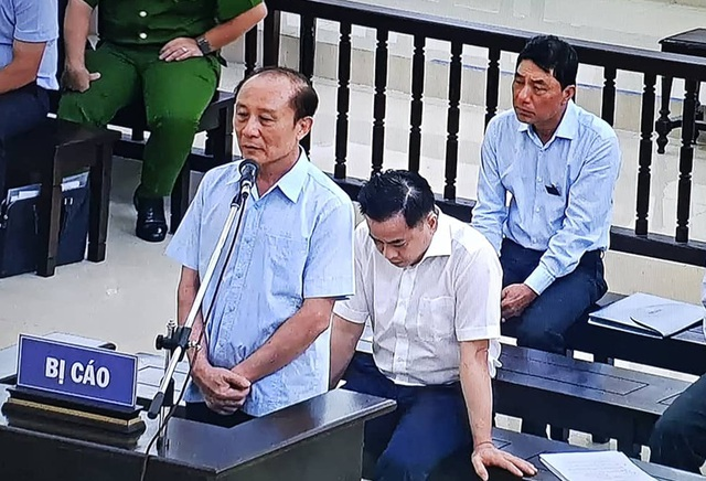 2 cựu Thứ trưởng bộ Công an và Vũ nhôm tiếp tục hầu tòa - 4