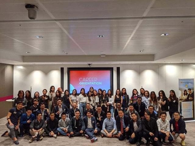 SVUK Career Orientation Day: Ngày hội hướng nghiệp, kết nối đa chiều - 1
