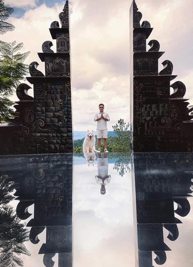 Cổng trời Bali xuất hiện ở Đà Lạt gây tranh cãi trái chiều - 2