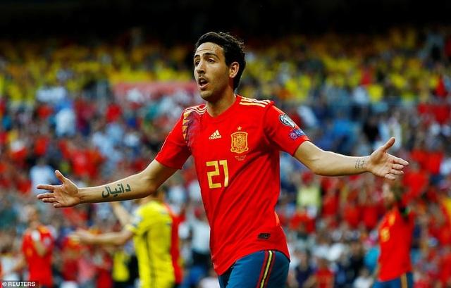 Tây Ban Nha 3-0 Thụy Điển: Ramos, Morata lập công - 8