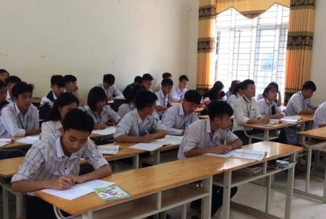 Thanh Hóa: Tổ chức 70 điểm thi tốt nghiệp THPT 2020 - 1