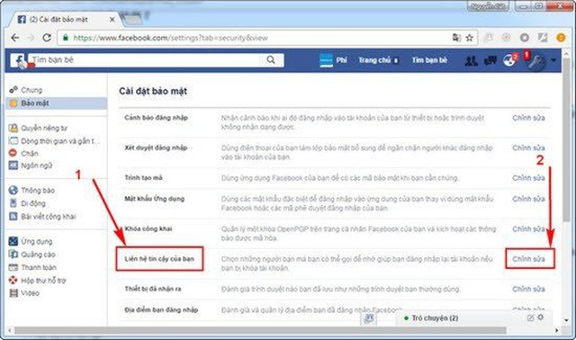 Những điều cần lưu ý để bảo vệ Facebook không bị hack - 5