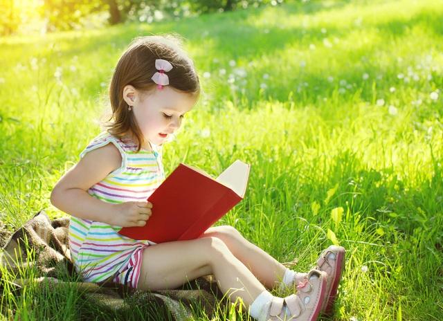 Bí quyết giúp trẻ thích thú và tự động đọc sách - 3
