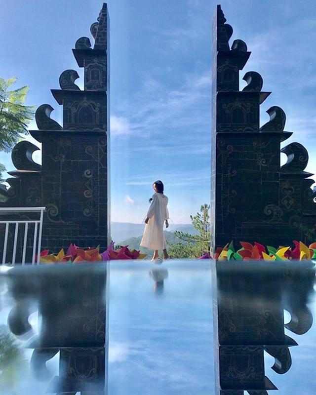 Cổng trời Bali xuất hiện ở Đà Lạt gây tranh cãi trái chiều - 3