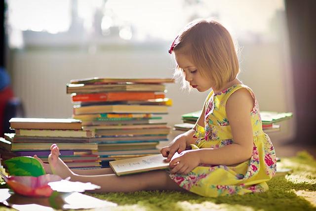 Bí quyết giúp trẻ thích thú và tự động đọc sách - 4