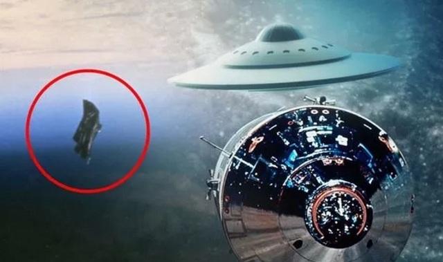 Ảnh tàu vũ trụ NASA hé lộ phi thuyền 13.000 năm của người ngoài hành tinh? - Ảnh minh hoạ 2