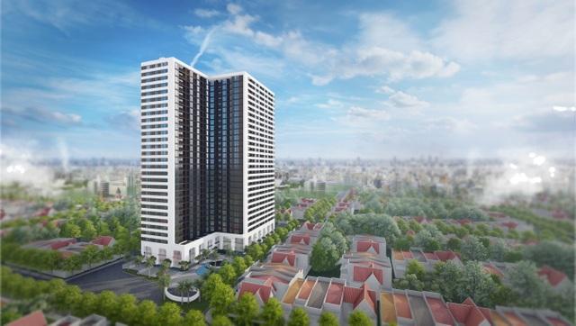 Không gian sống đẳng cấp tại dự án chung cư Apec Golden Palace Lạng Sơn - 2