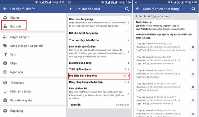 Những điều cần lưu ý để bảo vệ Facebook không bị hack - 2