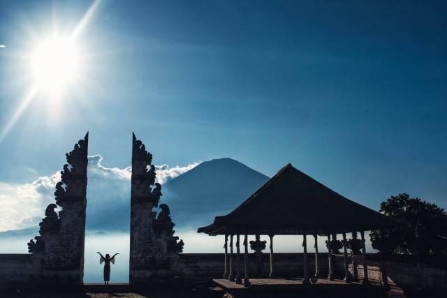 Cổng trời Bali xuất hiện ở Đà Lạt gây tranh cãi trái chiều - 4