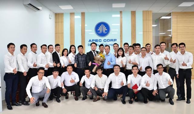 APEC CORP vinh dự là top 10 thương hiệu bất động sản xuất sắc năm 2019 - 2