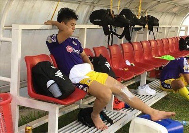 Đình Trọng chấn thương, hàng thủ U23 Việt Nam vẫn giữ nguyên sức mạnh tại SEA Games? - 1