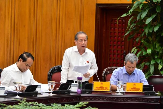 Thủ tướng: Huế cần phát huy khát vọng và hoài bão, đi đầu trong các phong trào - 2