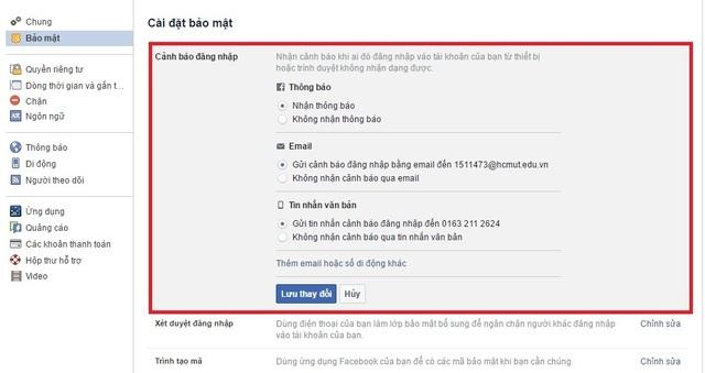 Những điều cần lưu ý để bảo vệ Facebook không bị hack - 3