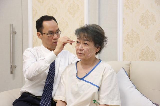 Bác sĩ Nguyễn Công Hân – Người xóa đi ám ảnh chảy xệ da tuổi trung niên - 2