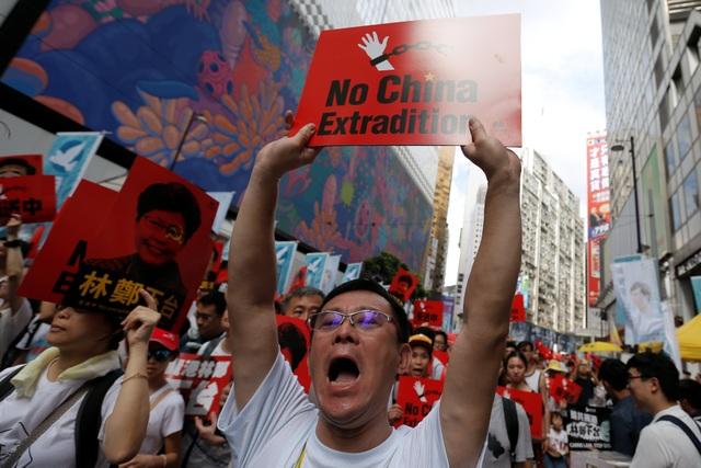 Mỹ quan ngại dự luật dẫn độ gây tranh cãi tại Hong Kong - 1