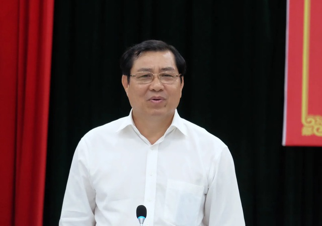 Chủ tịch Đà Nẵng: Thành phố và công ty thép cùng ra toà cũng là văn minh! - 1