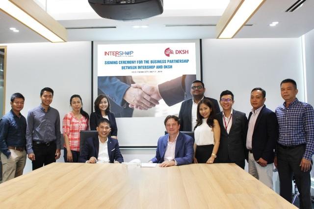 Công ty TNHH Intershop và DKSH Việt Nam cùng chung tay chăm sóc sức khoẻ người dân Việt - 1