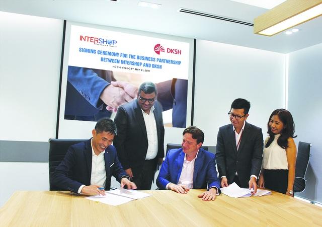 Công ty TNHH Intershop và DKSH Việt Nam cùng chung tay chăm sóc sức khoẻ người dân Việt - 2