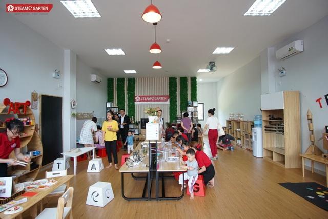 STEAMe và hành trình xây dựng những trường mầm non hạnh phúc - 3