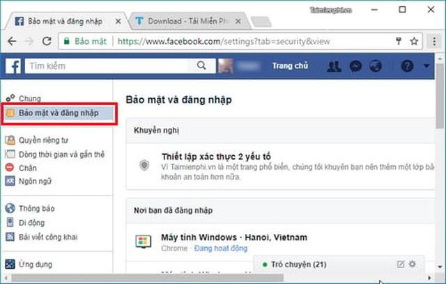 Những điều cần lưu ý để bảo vệ Facebook không bị hack - 4
