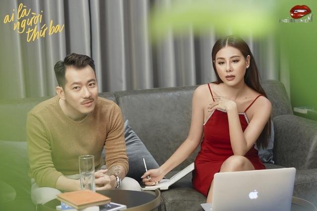 Nam Thư mang chuyện tình tay ba vào dự án phim mới - 3