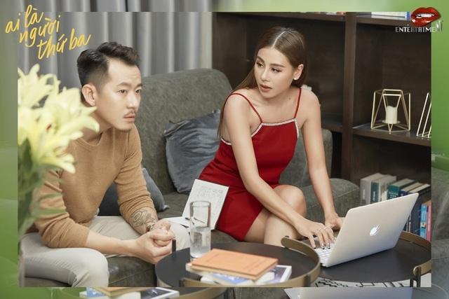 Nam Thư mang chuyện tình tay ba vào dự án phim mới - 2