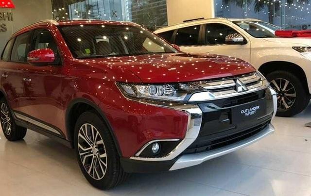 Ô tô SUV phổ thông ồ ạt giảm giá tháng 6 - 3
