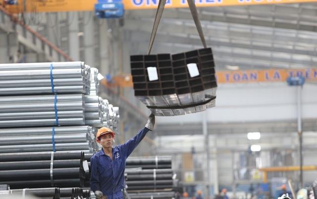 Ống thép Hòa Phát mở rộng thị trường xuất khẩu - 1