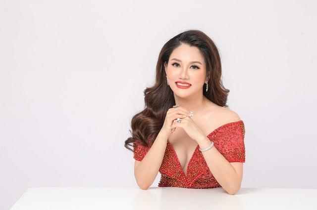 Đặng Thị Xuân Hương: Khẳng định vị thế khi làm giám khảo hoa hậu doanh nhân Việt Hàn 2019 - 2