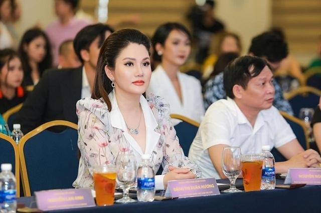 Đặng Thị Xuân Hương: Khẳng định vị thế khi làm giám khảo hoa hậu doanh nhân Việt Hàn 2019 - 4