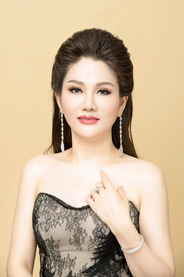 Đặng Thị Xuân Hương: Khẳng định vị thế khi làm giám khảo hoa hậu doanh nhân Việt Hàn 2019 - 5