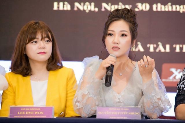 Đặng Thị Xuân Hương: Khẳng định vị thế khi làm giám khảo hoa hậu doanh nhân Việt Hàn 2019 - 6