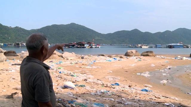 Phú Yên: Vịnh Vũng Rô đang chết dần chết mòn vì rác thải nhựa! - 4