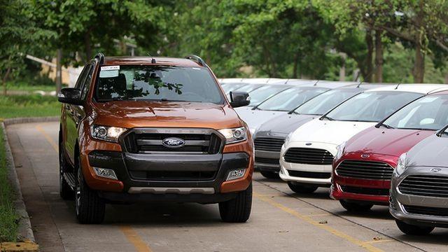 Ford Việt Nam triệu hồi 9.800 xe bán tải Ranger - 1