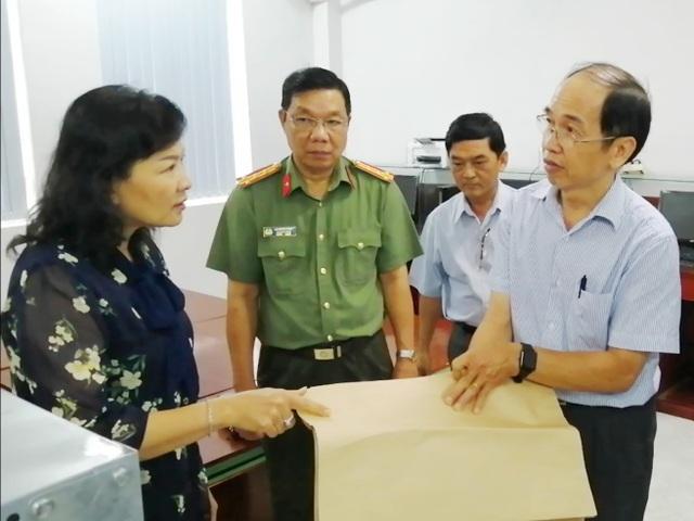 """Phó Chủ tịch UBND tỉnh Bạc Liêu: """"Hứa hẹn sẽ có một kỳ thi an toàn, nghiêm túc"""" - 1"""