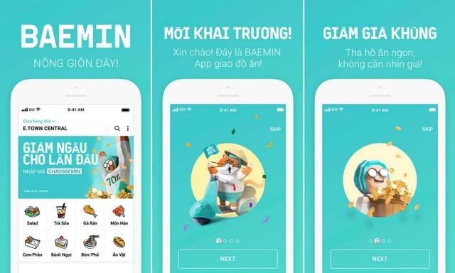 Thêm ứng dụng giao đồ ăn nước ngoài lớn về thị trường Việt - 1