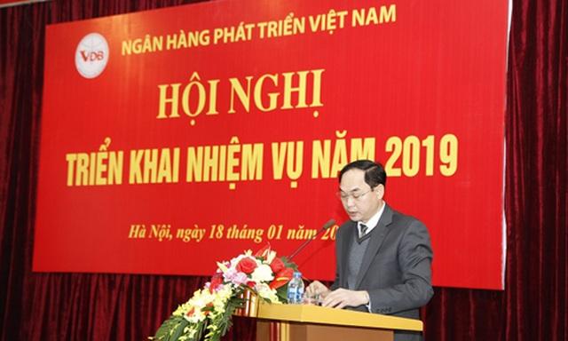 Thủ tướng bổ nhiệm Tổng Giám đốc Ngân hàng VDB - 1
