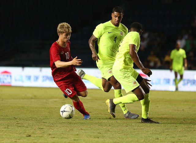 Đội tuyển Việt Nam có thể thi đấu giao hữu với Nigeria - 2