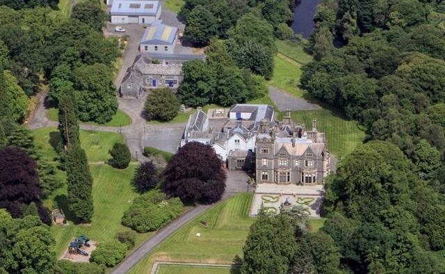 Nhà tù ở Scotland trở thành biệt thự triệu đô - 7