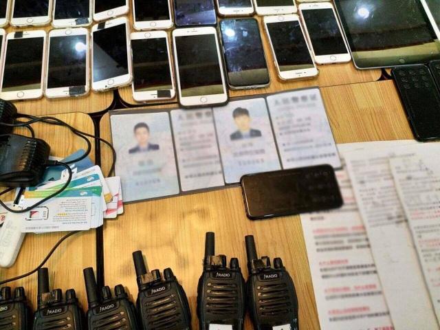 Vụ bắt 20 người nước ngoài: Hàng loạt chứng cứ giả danh cơ quan nhà nước - 3
