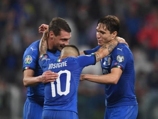 Đức đại thắng 8-0, Italia chật vật ngược dòng trước Bosnia - Ảnh minh hoạ 2