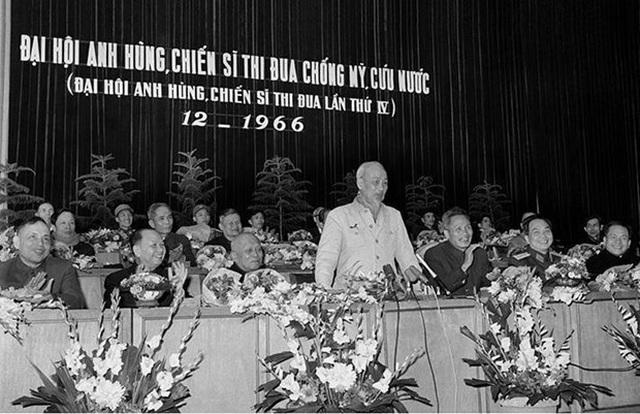 50 năm thực hiện Di chúc Bác Hồ: Lời dặn đầu tiên của Bác - 2
