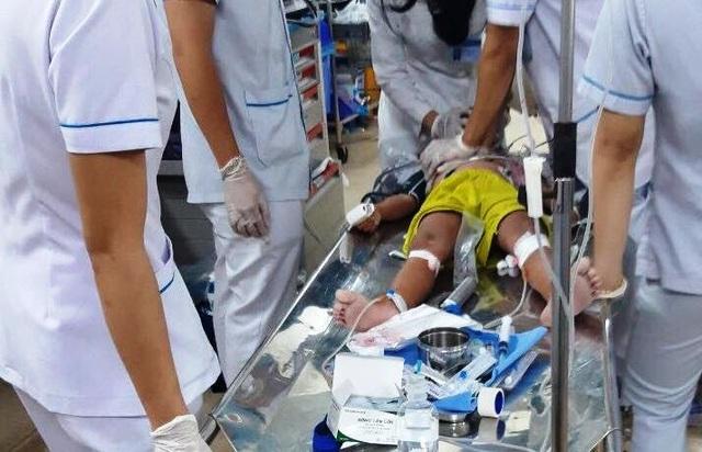 7 bà cháu thương vong nghi do ngạt khí từ máy phát điện - 3