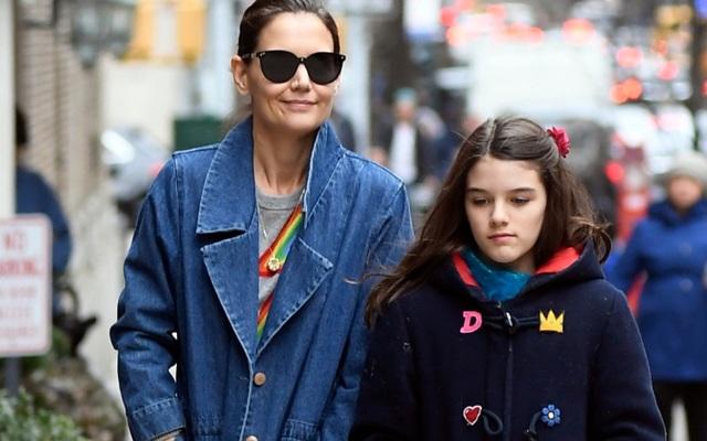 Hình ảnh hiếm hoi về con gái Tom Cruise - 6