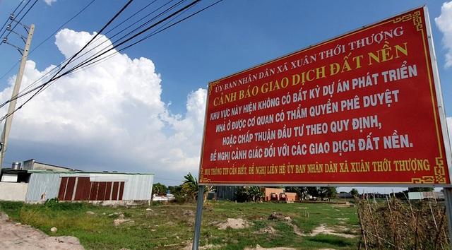 Phát lộ thêm hàng loạt khu đất vàng bị xẻ thịt vô tội vạ tại TP.HCM! - 3