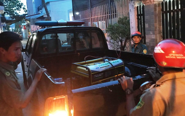 7 bà cháu thương vong nghi do ngạt khí từ máy phát điện - 4