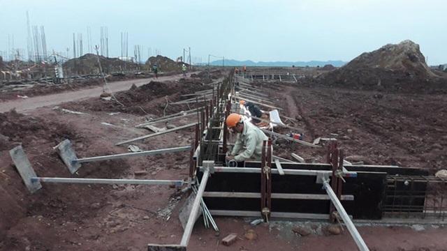 Buộc ngừng thi công Dự án nhà máy vải triệu đô của doanh nghiệp Trung Quốc - 1