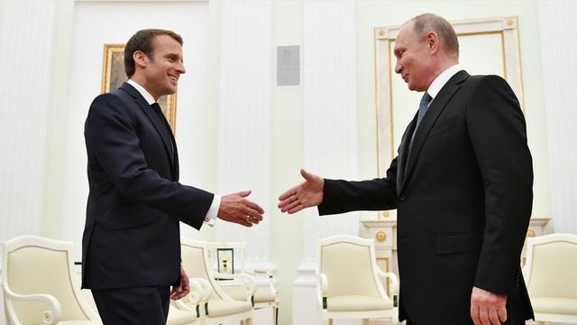 """Pháp bất ngờ đề xuất châu Âu """"bắt tay"""" hợp tác với Nga - 1"""