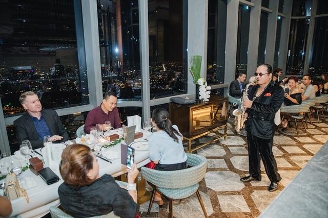 Đầu bếp lừng danh David Rocco chủ trì dạ tiệc giao lưu văn hóa Việt - Ý - 10